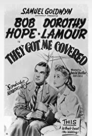 They Got Me Covered (1943) Poster - Movie Forum, Cast, Reviews