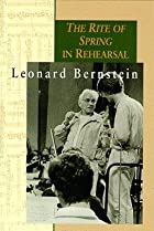 Image of Leonard Bernstein: 'The Rite of Spring' in Rehearsal