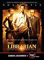 The Librarian Return to King Solomon s Mines(2006)