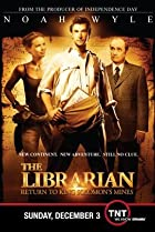 Image of The Librarian: Return to King Solomon's Mines