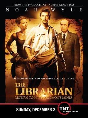 The Librarian Return to King Solomon's Mines ล่าขุมทรัพย์สุดขอบโลก ภาค 2