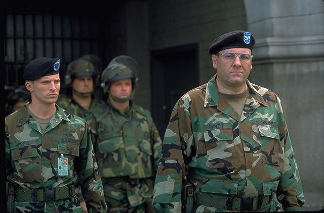 James Gandolfini in The Last Castle (2001)