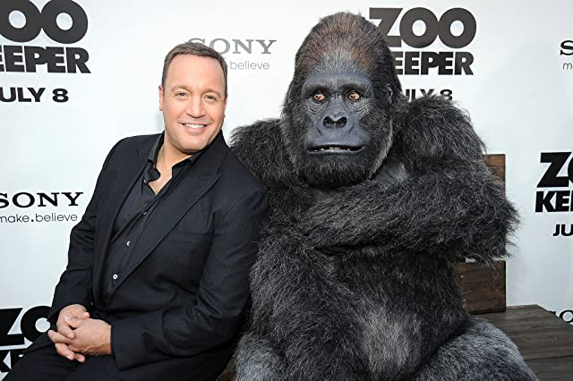 Kevin James at an event for Zookeeper (2011)