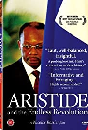 Aristide and the Endless Revolution Poster