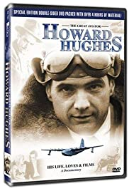 Howard Hughes: His Life, Loves and Films Poster
