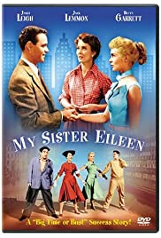My Sister Eileen (1955) Poster - Movie Forum, Cast, Reviews