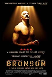 Bronson (2008) Poster - Movie Forum, Cast, Reviews