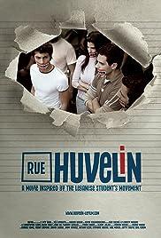 Rue Huvelin Poster