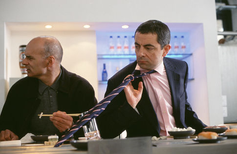 Descargar Johnny English Latino por MEGA.