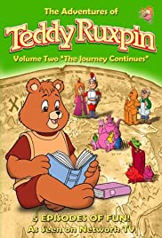 The Adventures of Teddy Ruxpin Poster - TV Show Forum, Cast, Reviews