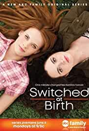 Switched at Birth tv poster