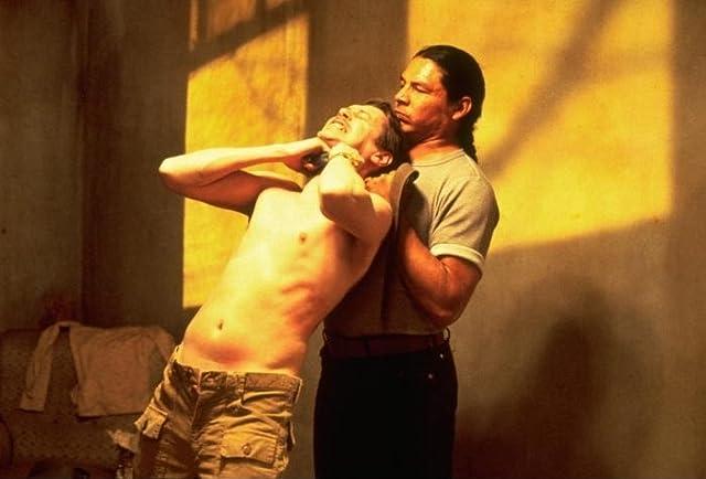 Steve Buscemi and Steve Reevis in Fargo (1996)