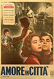 Love in the City(1953) Poster - Movie Forum, Cast, Reviews