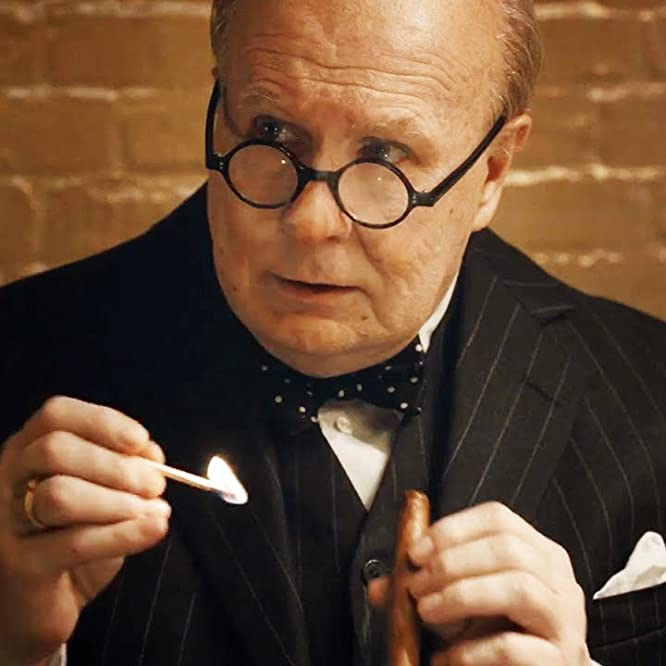 Gary Oldman in Darkest Hour (2017)