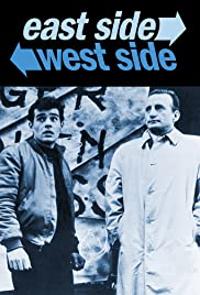 East Side/West Side Poster