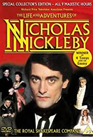 The Life and Adventures of Nicholas Nickleby Poster - TV Show Forum, Cast, Reviews