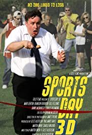 Sports Day 3D Poster