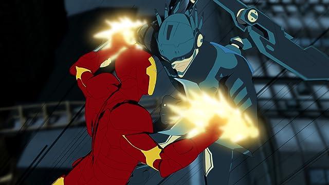 Iron Man: Armored Adventures (2008)