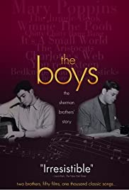 The Boys: The Sherman Brothers' Story (2009) Poster - Movie Forum, Cast, Reviews