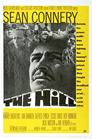 Permalink to Movie The Hill (1965)