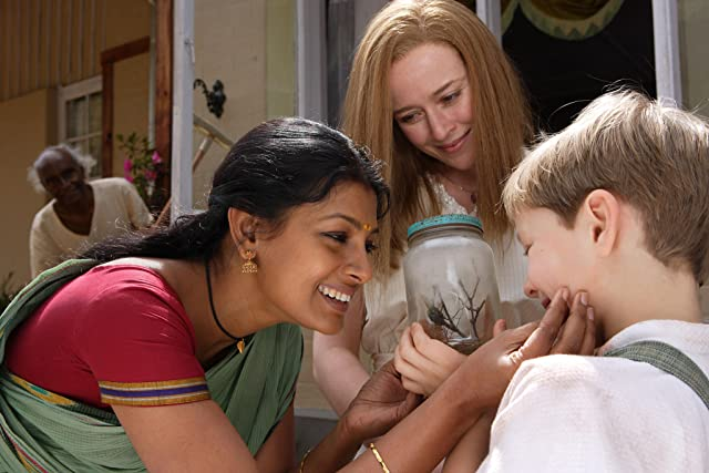 Jennifer Ehle, Nandita Das, and Leopold Benedict in Before the Rains (2007)