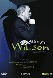 Absolute Wilson Poster