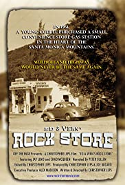 Ed & Vern's Rock Store Poster