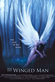 The Winged Man Poster