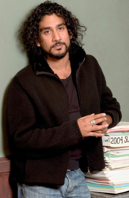 Naveen Andrews at an event for Easy (2003)