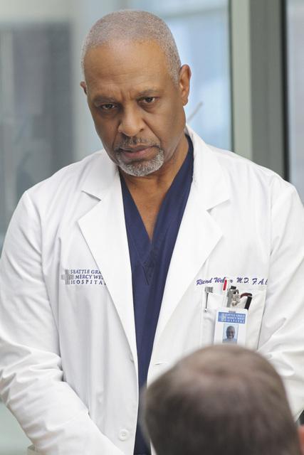 James Pickens Jr. in Grey's Anatomy (2005)