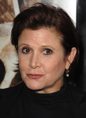 Carrie Fisher at an event for Sorority Row (2009)