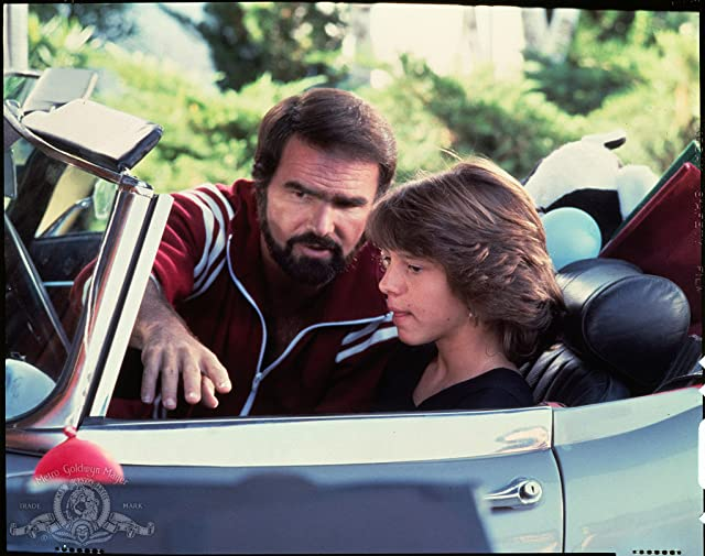 Burt Reynolds and Kristy McNichol in The End (1978)