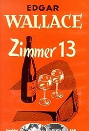 Room 13(1964) Poster - Movie Forum, Cast, Reviews