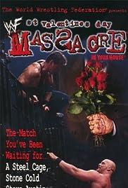 WWF St. Valentine's Day Massacre Poster