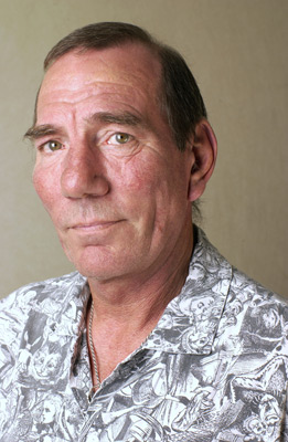 Pete Postlethwaite at an event for Between Strangers (2002)