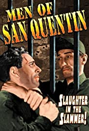 Men of San Quentin Poster