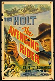 The Avenging Rider Poster