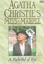 Miss Marple: A Pocketful of Rye Poster