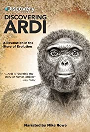 Discovering Ardi Poster