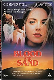 Blood and Sand (1989) Poster - Movie Forum, Cast, Reviews