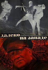 Daleko na zapade Poster