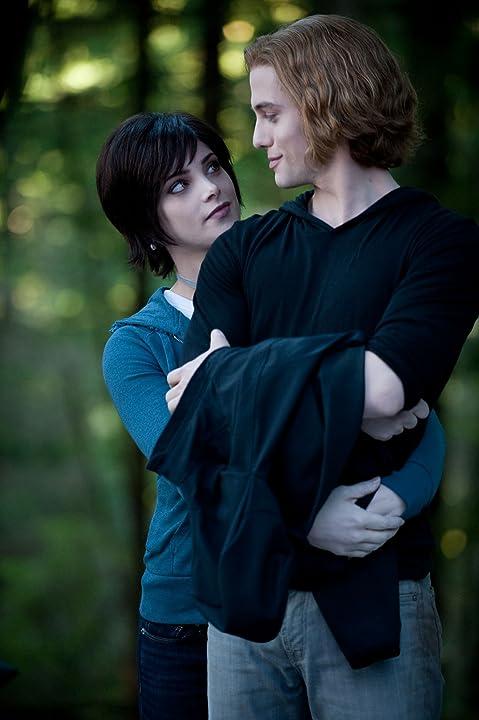 Jackson Rathbone and Ashley Greene in The Twilight Saga: Eclipse (2010)