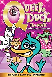 Queer Duck: The Movie Poster