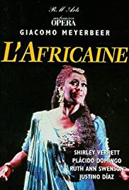 L'africaine Poster