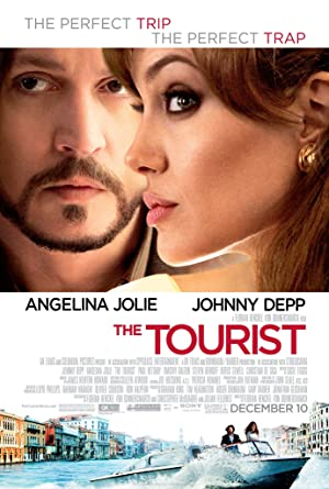 The Tourist (2010) poster