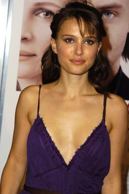 Natalie Portman at an event for Closer (2004)