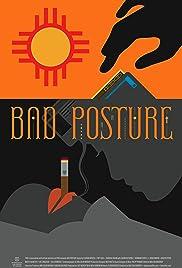 Bad Posture Poster