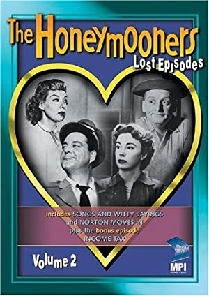 Poster The Honeymooners