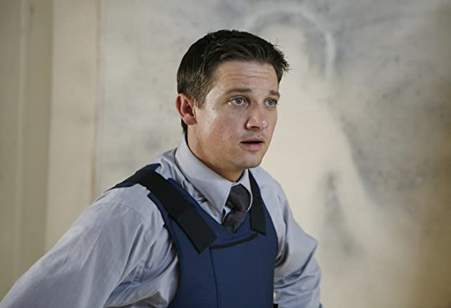 Jeremy Renner in The Unusuals (2009)