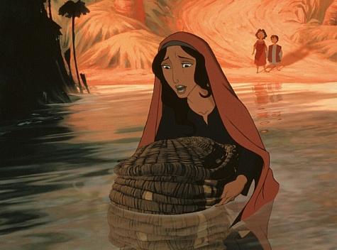 The Prince of Egypt (1998)